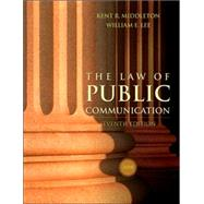 The Law of Public Communication, 2008 Update Edition
