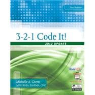 3-2-1 Code It! 2012 Update With Premium Website Printed Acess Card,9781133594680