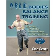 Able Bodies Balance Training, 9780736064682  