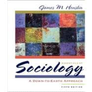 Essentials of Sociology : A Down-to-Earth Approach (with Study Card for Introduction to Sociology)
