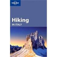 Lonely Planet Hiking in Italy, 9781741044690  