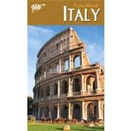 AAA Italy Travelbook, 9781595084712