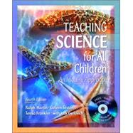 Teaching Science for All Children: An Inquiry Approach (with
