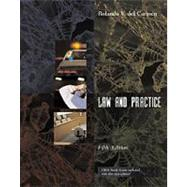 Criminal Procedure Law and Practice (with Study Guide and InfoTrac)