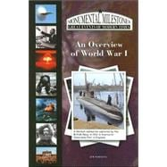 An Overview of World War I,9781584154716