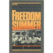 Freedom Summer,9780195064728