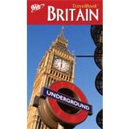 AAA Britain Travelbook, 9781595084729