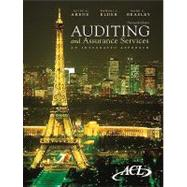 Auditing and Assurance Services : An Integrated Approach,9780136084730