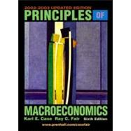 Principles of Macroeconomics 2002-2003,9780130464743
