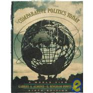 Comparative Politics Today,9780673524744