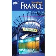 AAA France Travelbook, 9781595084750