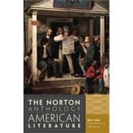 The Norton Anthology of American Literature (Eighth Edition) (Vol. B),9780393934779