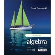 Elementary Algebra,9780077224790