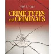 Crime Types and Criminals,9781412964791