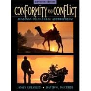 Conformity and Conflict : Readings in Cultural Anthropology,9780205354795