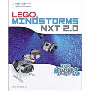 Lego Mindstorms NXT 2. 0 for Teens,9781435454804