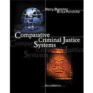 Comparative Criminal Justice Systems,9780534514808