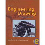 Engineering Problem Series 3 for Technical Drawing,9780135134818