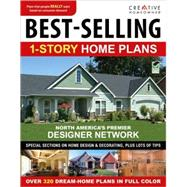 Best-selling 1-story Home Plans,9781580114820