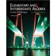 Elementary and Intermediate Algebra, Non-media Edition,9780495384823
