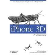 iPhone 3D Programming : Developing Graphical Applications wi..., 9780596804824  