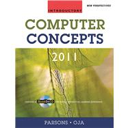 New Perspectives on Computer Concepts 2011 : Introductory