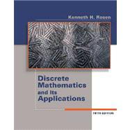 Discrete Math & Its Apps W/Stu Sol,9780072564839