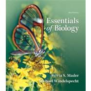 Essentials of Biology with Connect Plus 1-Semester Access Card