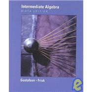 Intermediate Algebra (Book with CD-ROM),9780534384845