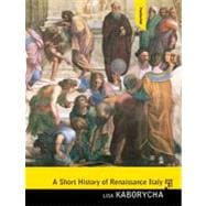 A Short History of Renaissance Italy,9780136054849