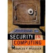 Security in Computing,9780133374865