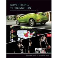 Advertising and Promotion: An Integrated Marketing Communications Perspective,9780073404868