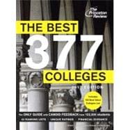 The Best 377 Colleges, 2013 Edition