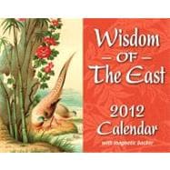 Wisdom of the East 2012 Mini Day-to-Day Calendar, 9781449404871