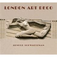 London Art Deco, 9780956444875  