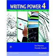 Writing Power 4,9780132314879
