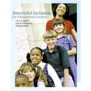 Successful Inclusion for Educational Leaders,9780130404886