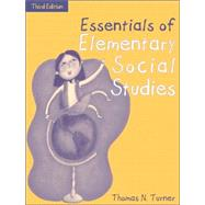 Essentials of Elementary Social Studies, (Part of the Essentials of Classroom Teaching Series), MyLabSchool Edition