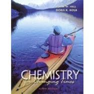 Chemistry for Changing Times,9780130874894