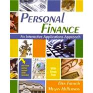 Personal Finance: An Interactive Applications Approach,9780757564895
