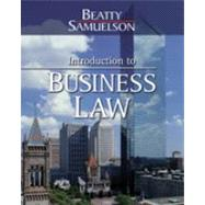 Introduction to Business Law, Preliminary Edition