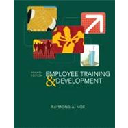 Employee Training & Development,9780073404905