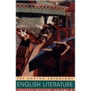 Norton Anthology of English Literature,9780393974911