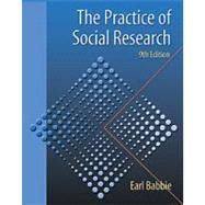The Practice of Social Research,9780534574918