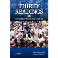 Thirty Readings in Introductory Sociology,9780199934928
