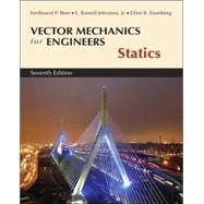 Vector Mechanics for Engineers: Statics,9780072304930