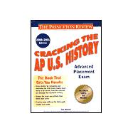Cracking the AP US History, 2000-2001 Edition,9780375754944