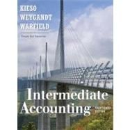 Intermediate Accounting,9780470374948