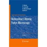 Noncontact Atomic Force Microscopy : Volume 2, 9783642014949  