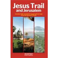 Jesus Trail and Jerusalem, 9789659124954